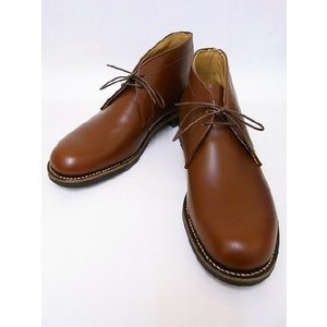 Buzz Rickson's[バズリクソンズ] チャッカブーツ BR02159 CHUKKA BOOTS (R/BROWN)|cream05