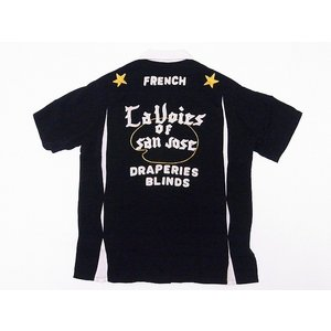 King Louie[キングルイ] ボウリングシャツ KL37272 ボーリングシャツ LA VOIES OF SAN JOSE (BLACK) cream05
