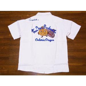 King Louie[キングルイ] ボウリングシャツ KL37599 ONION BOY ボーリングシャツ 40's STYLE (オフホワイト) cream05
