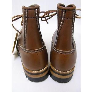 LONE WOLF[ロンウルフ] ブーツ LOGGER ロガー LW00125 (BROWN)|cream05|02