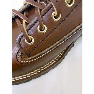 LONE WOLF[ロンウルフ] ブーツ LOGGER ロガー LW00125 (BROWN)|cream05|04