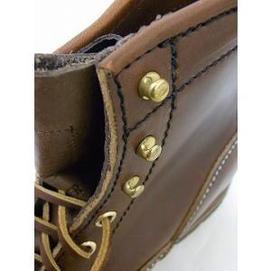 LONE WOLF[ロンウルフ] ブーツ LOGGER ロガー LW00125 (BROWN)|cream05|05