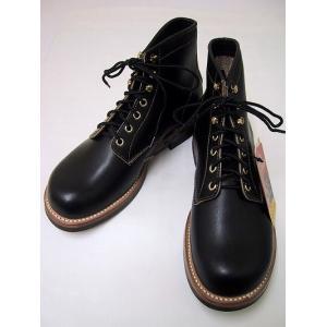 LONE WOLF[ロンウルフ] ブーツ MECHANIC メカニック LW00450 (BLACK)|cream05