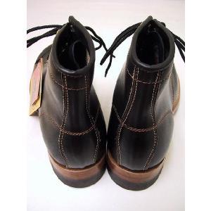 LONE WOLF[ロンウルフ] ブーツ MECHANIC メカニック LW00450 (BLACK) cream05 02