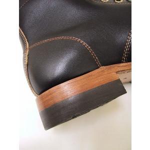 LONE WOLF[ロンウルフ] ブーツ MECHANIC メカニック LW00450 (BLACK) cream05 04