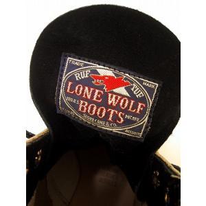 LONE WOLF[ロンウルフ] ブーツ MECHANIC メカニック LW00450 (BLACK) cream05 06