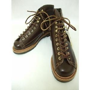 LONE WOLF[ロンウルフ] ブーツ WIREMAN ワイヤーマン LW01785 (BROWN)|cream05