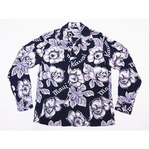 7078717d SUN SURF[サンサーフ] 長袖アロハシャツ SS28018 PATTERN OF TROPICAL PLANTS L/S ...