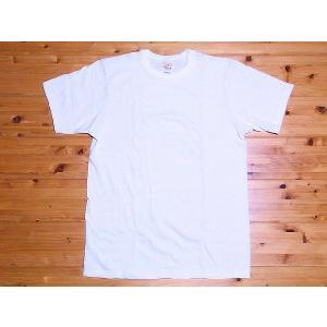 Whitesville[ホワイツヴィル] Tシャツ 無地 2PACK S/S TEE WV73544 (OFF WHITE)|cream05