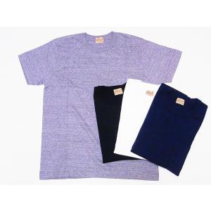Whitesville[ホワイツヴィル] ポケットTシャツ WV77516 無地 Tシャツ ポケT 14/- S/S POCKET T-SHIRT|cream05