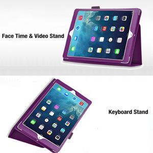 (レビュー記入で送料無料 3点セット iPad mini4ケース タッチペン 保護フィルム メール便発送) iPad mini4 スマートケース スリープ機能付 全10色(case カバー)|create-discover|03