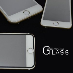(レビュー記入で送料無料 メール便発送) iPhone 6 Plus / iPhone6s Plus 用液晶保護ガラスフィルム 全画面カバー (0.33mm iPhone6 plus 強化ガラス ケース)|create-discover|03