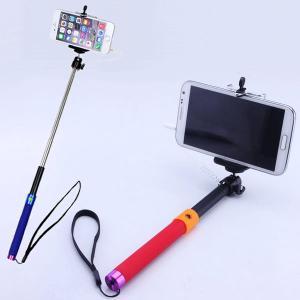 (在庫処分) iPhone 6s / iPhone SE / iPhone 5 / Galaxy / Nexus シリーズ 各社スマートフォン対応 自撮り棒 Selfie Stick iPhone6 Plus