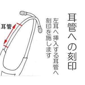ステレオフォネット プレミアム No.175(ステンレスタイプ) :ケンツメディコ社製ステレオ聴診器<全3色>|create|06