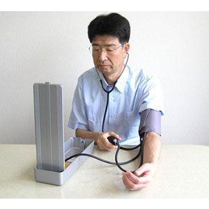 水銀血圧計 聴診器カフ固定タイプ No.611 create 04