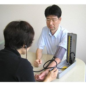 水銀血圧計 聴診器カフ固定タイプ No.611 create 05