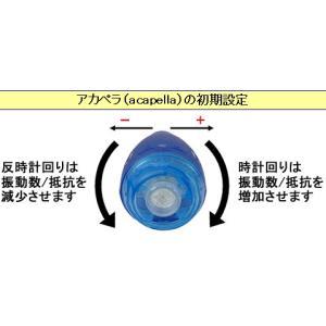 分泌物排除療方器具 アカペラ(排痰)|create|03