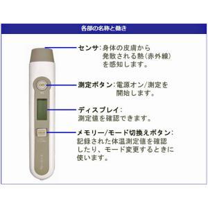 非接触体温計 イージーテム HPC-01|create|03