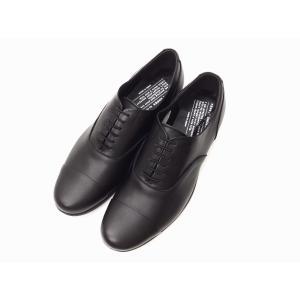 トラベルシューズバイショセ ストレートチップシューズ TR-001 ブラック BLACK レディース 靴|creation-shoes