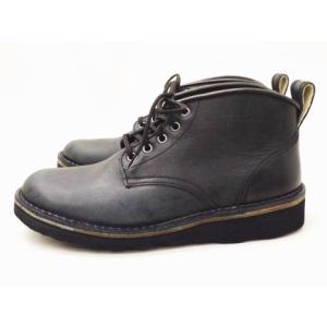 セボ CEBO ショートブーツ 92505L BLACK  メンズ 靴 creation-shoes
