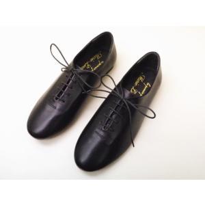 マリー・ルイーズ Marie Louise レースアップシューズ MLS-50L BLACK レディース 靴|creation-shoes