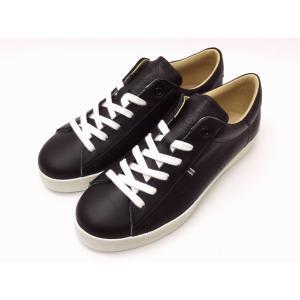 ウィンブルドン WIMBLEDON スニーカー WB010 BLACK メンズ&レディース 日本製 テニスシューズ creation-shoes