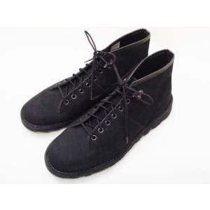 【REPRODUCTION OF FOUND】リプロダクションオブファウンド 4100N BLACKヌバック チェコスロバキアミリタリーブーツ creation-shoes