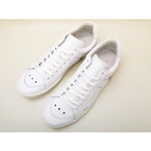 オスクレン OSKLEN ホワイトレザースニーカー MEN'S 靴|creation-shoes