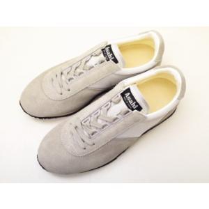 アサヒシューズ Asahi 024 グレー GRAY スニーカー メンズ&レディース 靴 creation-shoes
