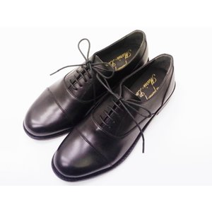 マリー・ルイーズ Marie Louise オックスフォードシューズ MLS-45L すべり止め済み BLACK レディース 靴|creation-shoes