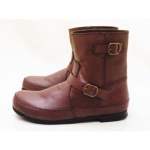 ビカーシ BICASH レディース ブーツ #3312 ダークブラウン レディース 靴|creation-shoes