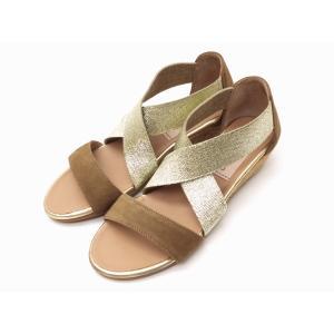 gaimo ガイモ エラスティックエスパドリーユサンダル NATAL BEIGE(モカブラウン系) レディース creation-shoes