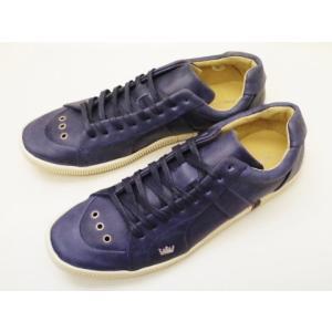 オスクレン OSKLEN スニーカー #50126 indigo(インディゴブルー) メンズ 靴|creation-shoes