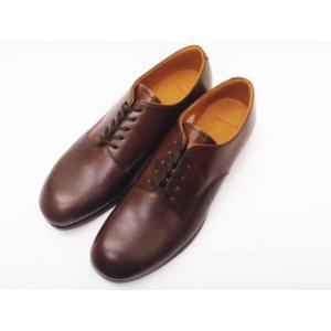 SPACE CRAFT スペースクラフト 靴 SC326 ダークブラウン DARK BROWN メンズ&レディース|creation-shoes