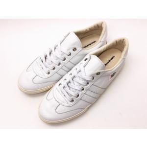 maccheronian マカロニアン メンズ&レディース スニーカー 2039L(WHITE) ホワイト 靴 UNISEX creation-shoes