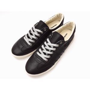 maccheronian マカロニアン メンズ&レディース スニーカー 2039L(BLACK) ブラック creation-shoes