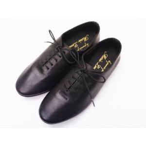マリー・ルイーズ Marie Louise レースアップシューズ MLS-64L ブラック BLACK レディース 靴|creation-shoes