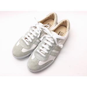 """【マカロニアン】×【ビオホテルジャパン】スニーカー """"2039FS BIO""""ホワイト WHITE メンズ&レディース creation-shoes"""