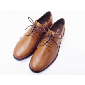 BICASH ビカーシ 靴 No.001 ブラウン BROWN メンズシューズ|creation-shoes