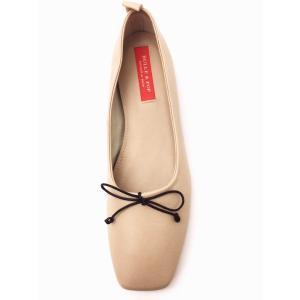 ビュール・エ・ポップ BULLE & POP バレエシューズ BEIGE(ベージュ) 靴 レディース creation-shoes