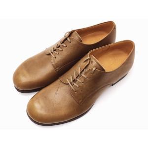 SPACE CRAFT スペースクラフト 靴 SC-356 ライトブラウン KUDU メンズシューズ|creation-shoes