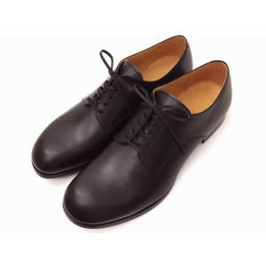 スペースクラフト SC-356 BLACKアッパー/BLACKソール 靴 メンズ SPACE CRAFT|creation-shoes