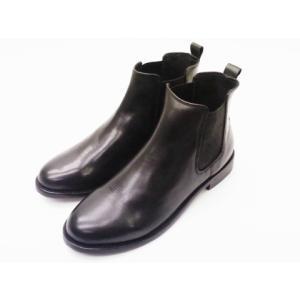 マリー・ルイーズ Marie Louise サイドゴアブーツ MLS-99L ブラック BLACK レディース|creation-shoes