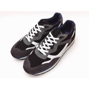 フレンチトレーナー 1440CSL (BLACK/WHITE) 【REPRODUCTION OF FOUND】メンズ&レディース スニーカー creation-shoes