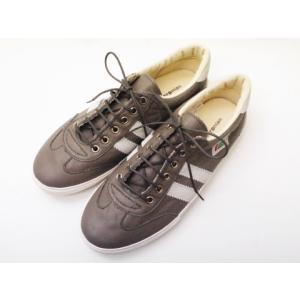 maccheronian マカロニアン メンズ&レディース スニーカー 2039L(GRAY×OFF WHITE) クリエイション別注カラー creation-shoes