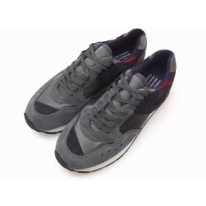フレンチトレーナー 1300FS (チャコール/ダークグレー)【REPRODUCTION OF FOUND】メンズ&レディース [税込定価¥23,980] UNISEX creation-shoes