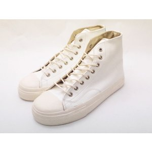 リプロダクション・オブ・ファウンド #5888HL ホワイト WHITE ハイカットスニーカー メンズ&レディース creation-shoes