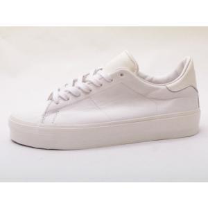 マカロニアン maccheronian メンズ&レディース スニーカー 2553L ホワイト WHITE creation-shoes