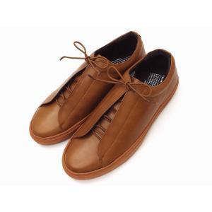 トラベルシューズバイショセ スニーカー TR-013 ブラウン BROWN メンズ&レディース TRAVEL SHOES by chausser|creation-shoes