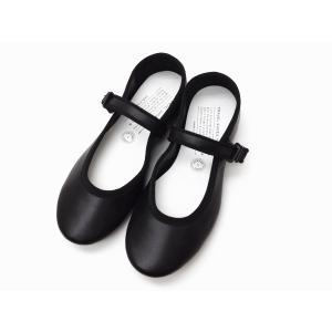 トラベルシューズバイショセ ワンストラップシューズ TR-019 ブラック BLACK レディース 靴|creation-shoes